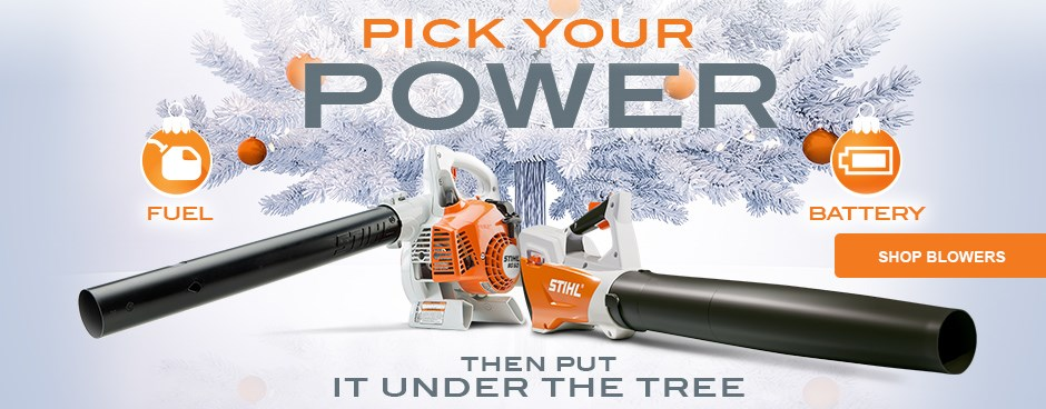 Shop STIHL Blowers